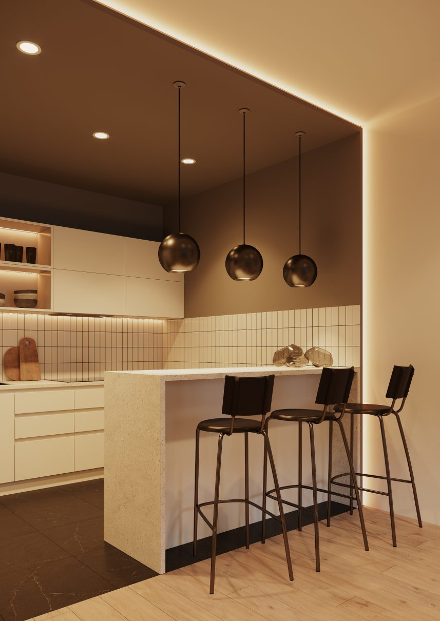 Gauss Кухня Тёплый Ф 002